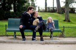 Séance famille Parc Montsouris
