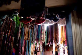 souk des teinturiers, Marrakech