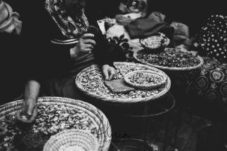 huile d'argan souk de Marrakech