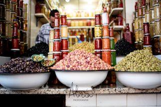 souk des olives, Marrakech