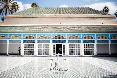palais de Bahia, Marrakech