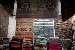 palais Filali, marchand de tapis à Marrakech